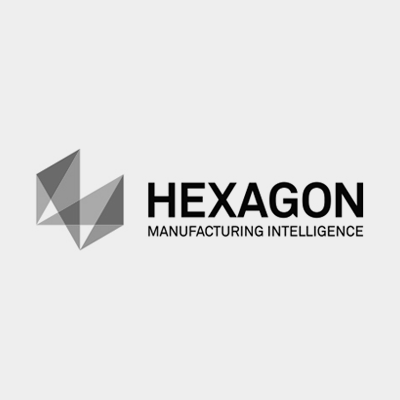 Logo der Firma Hexagon